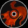 The Carmine Dragon alternated