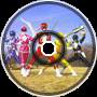 Go Go Power Rangers!!