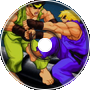 Ken Stage Street Fighter II
