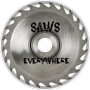 Saws Everywhere