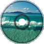 Green Whale Ocean // Original