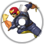 Captain Falcon WINS!!