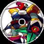 Mega Man and Bass - Tengu Man - cover