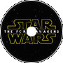 Star Wars VII - Rey's Theme - Mockup Cover