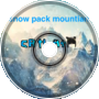 snowpack mountain