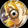 DBZ-SSJ3 Goku CG