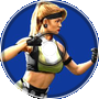 Sonya Blade Bicycle Kick