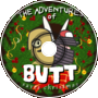 Adventures of Butt Soundtrack: Title Screen - Apple Shit
