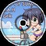 End Of Summer - K.A.H & Grik (Extended Mix)(Ft. MonvoiceT)