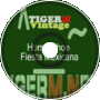 Tiger M - TigerMvintage - Horse-Shoe Fiesta Mexicana