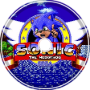 Sonic Burned Edition Boss (Megadrive Cover)