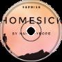 Homesick - Ambient Symphonic Rock - Reprise Album (2021)