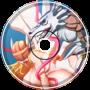 """WeregarurumonXAngewomon """"Digimon: Love at First Digivolve"""""""