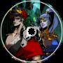 Zagreus and Megaera - An NSFW Collab with CottontailVA
