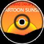 Cartoon Sunset