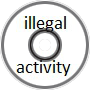 illegal activity