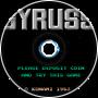 Konami's Gyruss main theme rem