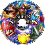 Super Smash Bros 4 8bit Theme