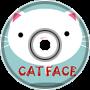Cat Face Loop