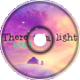 There is a light