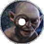 What happens when Gollum is alone