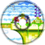 Sonic & Knux - Sky Sanctuary