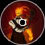 Battle Against a Fiery Spectre