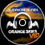 Headphone Heaven - Orange Skies VIP