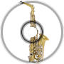 Forest Maze Saxophone