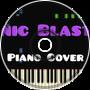 Sonic blaster piano