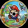 Super Paper Mario - Lineland Road