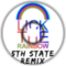Mord Fustang - Lick The Rainbow (5th State Remix)