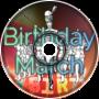 Födelsedagsmarsch (Birthday march)
