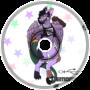 Demonbitch - glittery megadeath