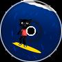 Kuro Rides the Wave