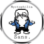 Nyctophilia ~ Sans.