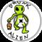 Drunk Alien