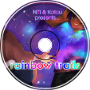 a galactic introduction to a colorful galaxy (rainbow trails EP)