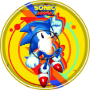 Sonic Mania - Desert Palace Act 1