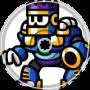 Burst Man - Mega man 7