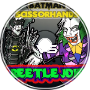 Batman scissorhands vs Beetle Joker EPIC RAP BATTLE Audio