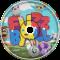 Title Tap (FuzzBall Theme)